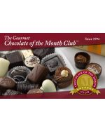 The Gourmet Chocolate of the Month Club Gift Card