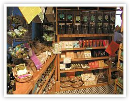 Zingerman's food shelves